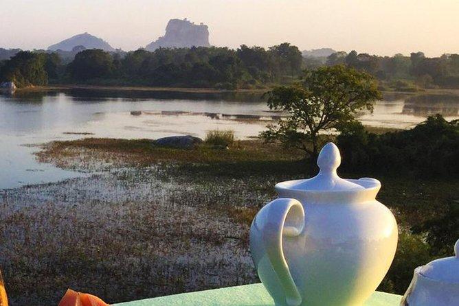 Breakfast Overlooking Sigiriya & Pidurangala, Sigiriya, SRI LANKA