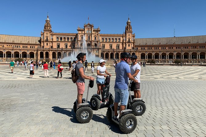 Super Segway Tour Seville, Sevilla, Spain