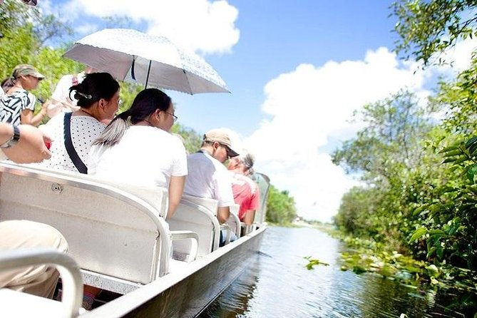 Do the Everglades Tour from Miami in a Luxury Bus, Miami, FL, UNITED STATES