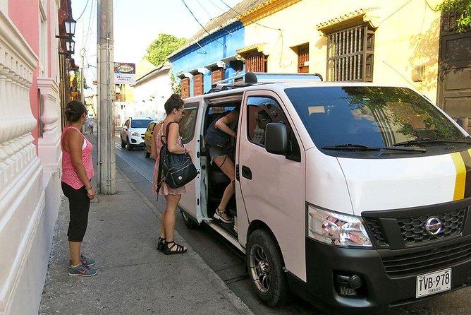 Traslado a Baru y Playa Blanca con almuerzo desde Cartagena, Cartagena de Indias, COLOMBIA