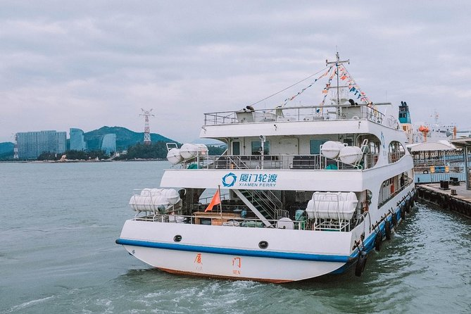 Day Tour to Admire the Panorama of Gulangyu Island and Visit the Precious Birds, Xiamen, CHINA