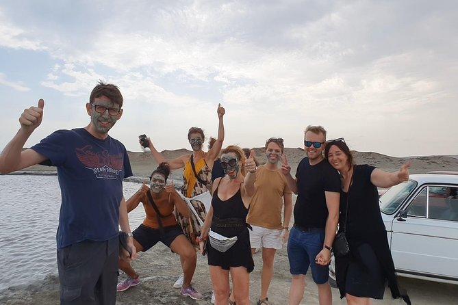 Day Trip in Absheron, Gobustan & Mud Volcanoes, Fire temple (lunch included), Baku, AZERBAIYAN