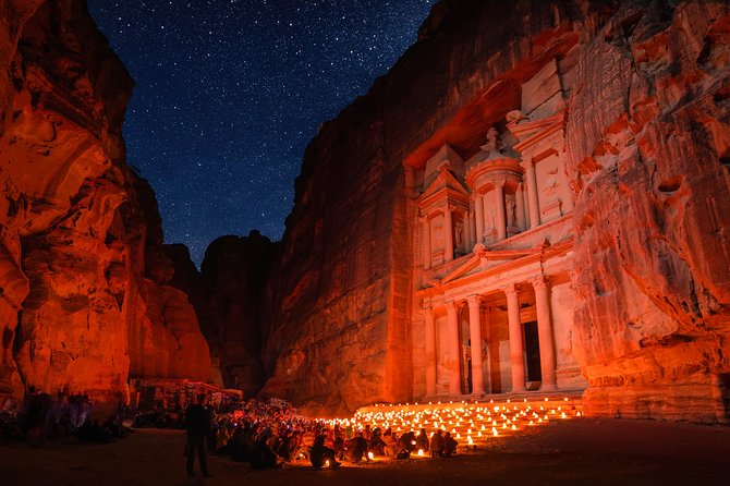 Private Tour: Petra Day Trip Including Little Petra from Amman, Aman, JORDANIA