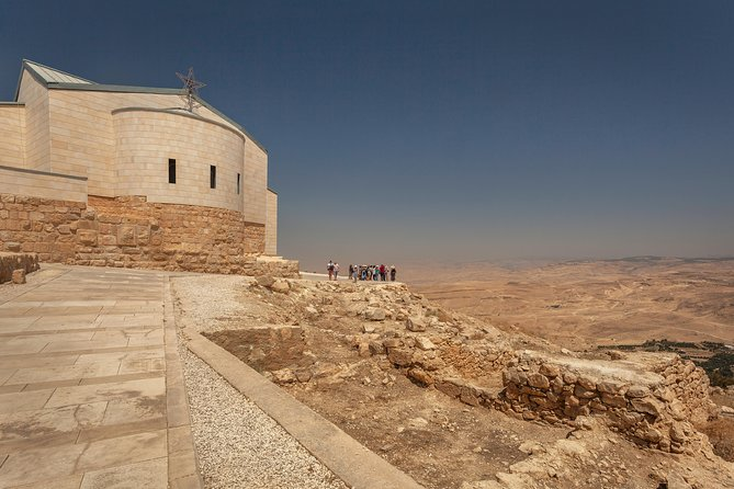 Private Tour Madaba, Mount Nebo, and The Dead Sea Day Trip with Amman Sightseeing, Aman, JORDANIA