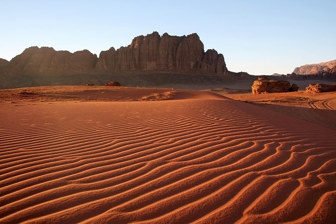 Private Full Day Trip to Wadi Rum Valley of Moon Martian Desert from Amman, Aman, Jordan