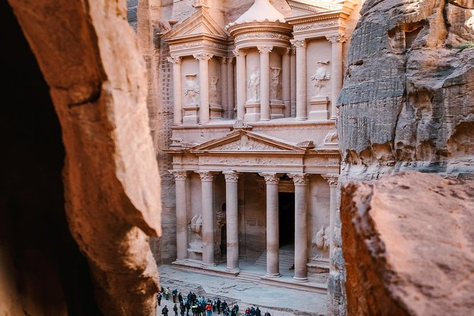 1 Day with mysteries, Petra, JORDANIA