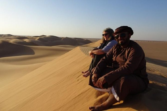 MORE PHOTOS, Empty Quarter & Lost City from Salalah