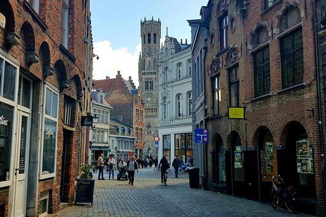 MÁS FOTOS, Private Bruges Walk (3h)