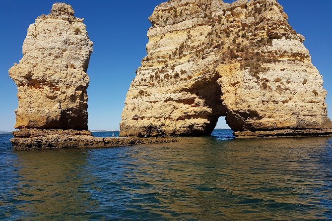 Passeio às Grutas da Ponta da Piedade em Lagos, Algarve, Lagos, PORTUGAL