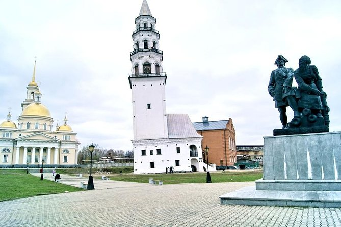 This 1-day tour gives an insight to the life of the old Russian settlements and villages. You'll climb to the unique leaning tower built by the famous factory owners 300 years ago to see the picturesque orthodox cathedral and rural surroundings. After a hearty lunch, you'll visit a pottery and participate in a pottery workshop. On your way back along the old Russian villages, you'll see the amazing beautifully-decorated wooden house of the smith.