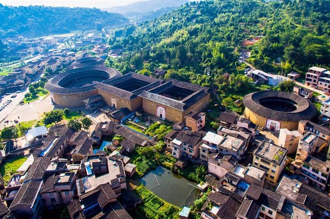 Tour Guide and Car: Private Day Tour to Gaobei Tulou Cluster from Xiamen, Xiamen, CHINA