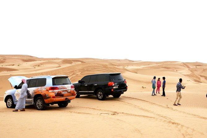 The tour is a must go experience for all travellers especially f you are only visiting the UAE for the first time.