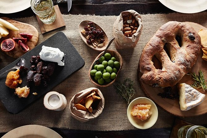 """For this full-day private tour, you'll taste excellent food and wine from the best estates in South Africa's culinary capital, Franschhoek. Translated from Dutch as the """"French corner,"""" French Huguenots settled in this breathtaking valley in 1688 and brought with them their French flair for cooking and lifestyle. <br><br>Pickup 9am to ~5pm drop off.<br><br> • Enjoy a heavenly stroll through the magnificent gardens at Babylonstoren, followed by wine tasting and visit a to the superb artisanal deli <br> • Enjoy locally raised and perfectly cured charcuterie expertly paired with local wines at Môreson <br> • Experience a classic wine and canapé pairing seated in the grand sculpture garden ofa localestate <br> • End the day with South Africa's version of sparkling wine, Methode Cap Classique (or MCC) perfectly paired with delicious canapes at a leading MCC producer in the valley"""