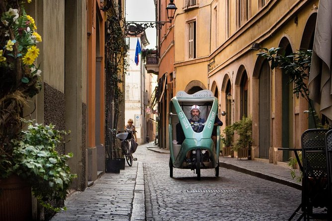 Food Tour in Parma by Rickshaw, Parma, ITALIA
