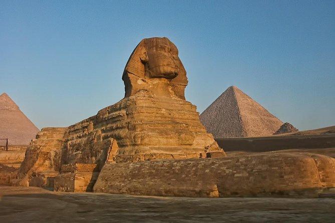 Day Tour to Giza pyramids Egyptian Museum Old Cairo and Khan El Khalili Bazaar, El Cairo, EGIPTO