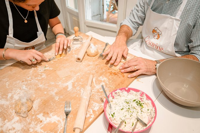 Private Market Tour and Cooking Class with a Local in Aosta, Aosta, ITALIA