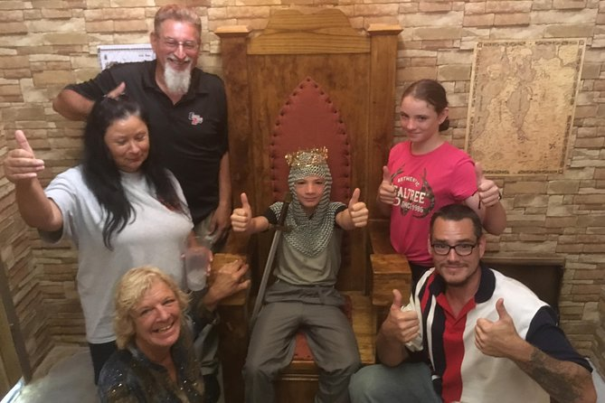 We have been running escape rooms since 2015 and we are constantly adding unique and challenging puzzles