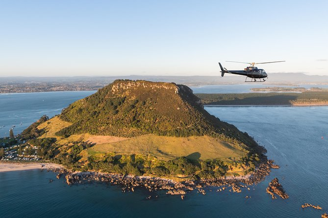 Take in all of the views that the Tauranga region has to offer to create one amazing experience. Fly along the white beaches from the Mount main beach to Maketu on this 30-minute small group tour.