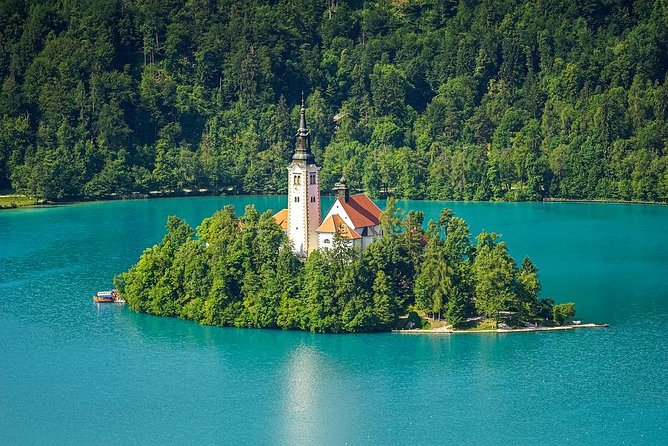 Lake Bled & Ljubljana - Small Group Tour from Trieste, Trieste, ITALIA