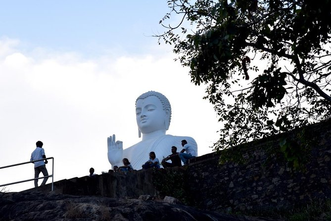 Tuk-Tuk Expedition to Visit Mihintale - Guided experience, Anuradhapura, SRI LANKA