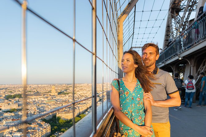 Eiffel Tower Skip-the-Line Access, Seine River Cruise & Immersive Paris Tour, Paris, FRANCE