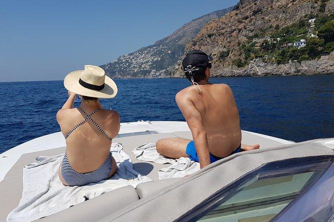 full day luxury excursion Amalfi Coast and capri with Itama 38, Amalfi, ITALIA