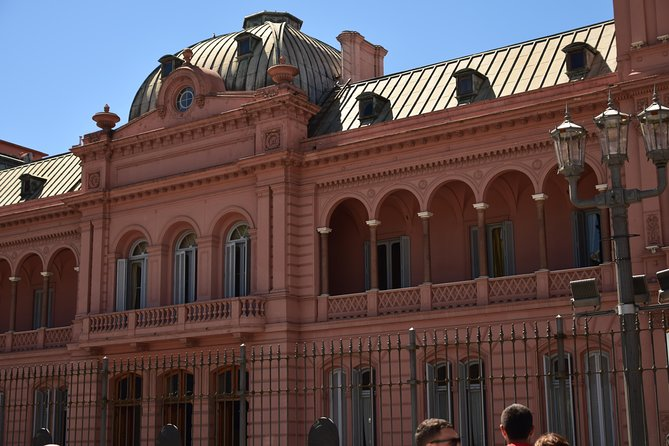 Private City Tour & Transfer to the International Airport, Buenos Aires, ARGENTINA
