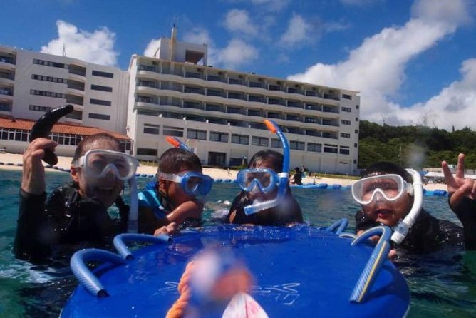 A snorkeling experience on the beach that can be enjoyed with peace of mind from small children to the elderly.<br>There are plenty of colorful fish and coral reefs in the northern part of the main island of Okinawa, so you will definitely feel like you are swimming in an aquarium.