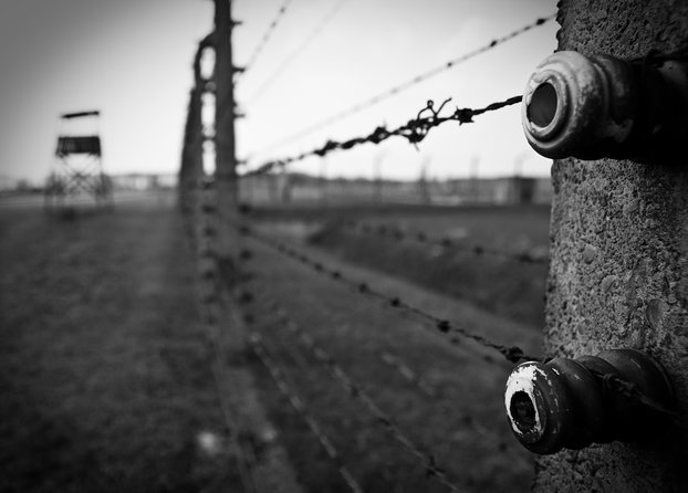 Visit the World War II Auschwitz-Birkenau complex and learn about the Nazi Holocaust on this 7-hour trip from Krakow. You will be picked upfrom the city centreand take you by coach to the UNESCO World Heritage Site in Oświęcim. Explore the two camps with a professional guide who will carefully, and sensitively explain everything that you can see, including the barracks and poignant museum exhibits at Auschwitz I, as well as the gas chambers, watchtowers and memorials in Auschwitz II-Birkenau. You will learn about the history of the Holocaust and the liberation of Auschwitz in 1945, as well as hear individual stories of some of the camp's prisoners. <br><br>After purchasing the service you will receive a link for DIY Krakow audio guide in Englishas a complimentary gift.