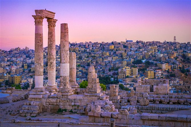 "Discover some of the ancient jewels and historical sites in Jordan. <br><br>Begin by exploring Amman, Jordan's capital, and it exquisite ancient and historical sites. You'll have the chance to discover the heart of Amman; the Downtown ""Al-Balad"", where most of the touristic attractions are situated. You'll have the chance to visit the Citadel, the Roman Amphitheatre, and ancient mosques, in addition to food produce markets, famous eateries, traditional cafes, and bustling bazars. Mingle with the locals and live like one as you tour these sites. <br><br>Visit the ancient town of Madaba, best known for its mosaics. It is especially renown for the 6th century mosaic map of the Holy Land, and Byzantine and Umayyad mosaics in the Greek Orthodox Church of St. George.<br><br>Climb up to Mount Nebo; mentioned in the bible where Prophet Moses was first granted a view of the Promised Land and is also said to have died there. Take in the picturesque view of the Jordan River Valley and the Holy Land. <br>"