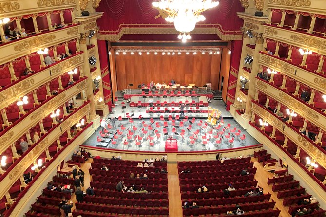 La Scala Museum and Theatre Experience, Milan, ITALY