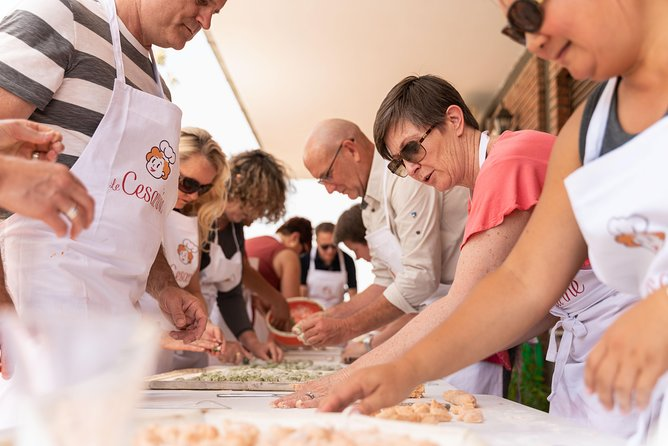 MÁS FOTOS, Share your Pasta Love: Small group Pasta and Tiramisu class in Fasano