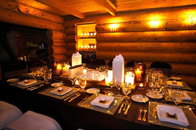 Mountain Fondue Private Dining Charter, Whistler, CANADA
