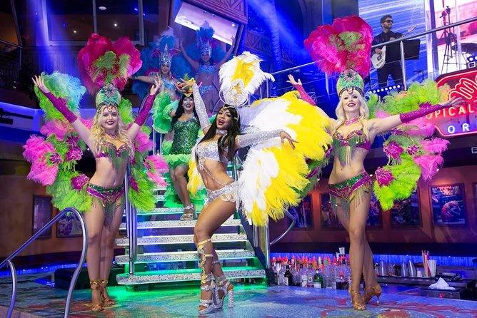 Cena y espectáculo en Mango's Tropical Cafe Orlando, Orlando, FL, ESTADOS UNIDOS