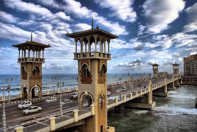 Private Alexandria Highlights Guided Day Tour, Alejandria, EGIPTO
