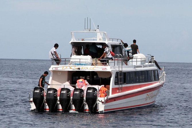 We work with Dcamel Fast Ferry to provide the best crossing from Sanur to Lembongan or vice versa, with complete facilities, we guarantee your satisfaction