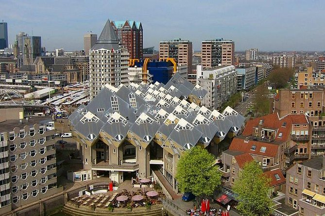 Rotterdam private introduction tour, Rotterdam, HOLLAND