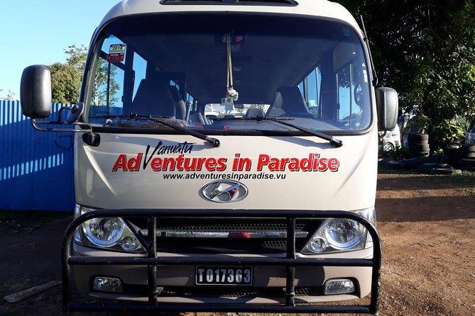 Shuttle transfer to Port Vila Airport, Port Vila, VANUATU
