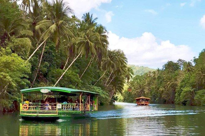 BOHOL COUNTRY SIDE TOURS w/ RIVER CRUISE BUFFET LUNCH, Ciudad de Tagbilaran, FILIPINAS