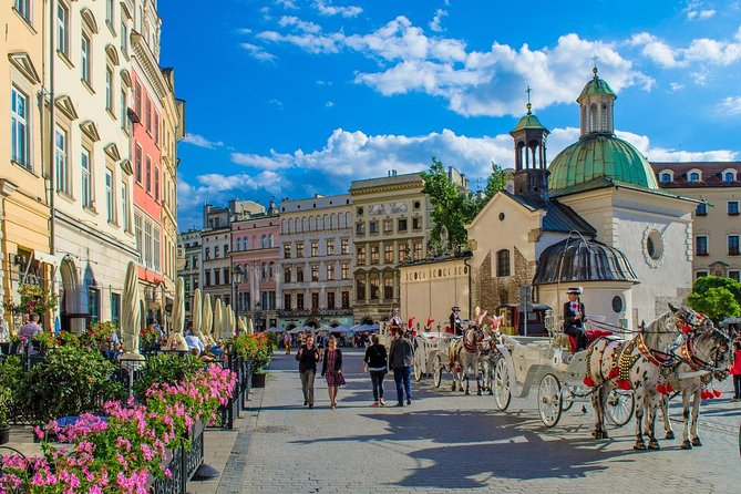 Krakow and Wieliczka 1-Day Tour from Lodz with lunch included, Lodz, POLONIA