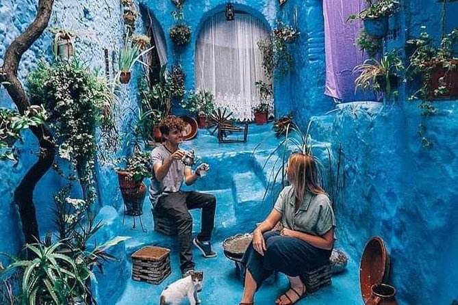Day Trip To Chefchaouen , Small Group, Fez, MARRUECOS