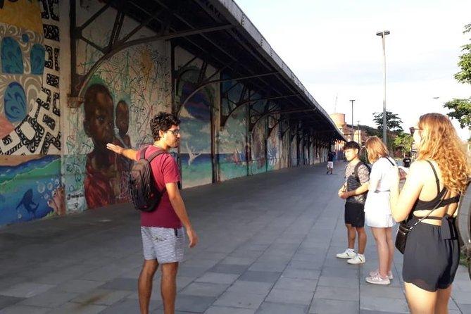 Rio Urban Art Walking Tour, Rio de Janeiro, BRASIL