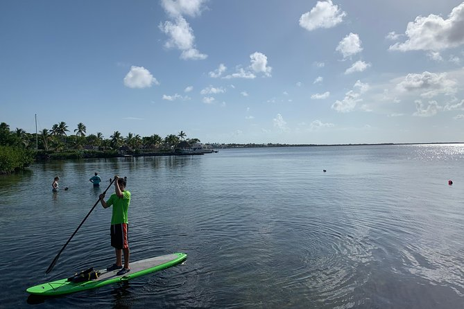 Paddle along the Florida Bay by either Kayak or Stand Up Paddleboard. Escape with a relaxing ride with over 6 nautical miles to explore.