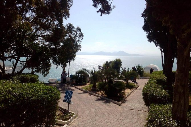 Artistic Sidi Bou Said Walking tour, Tunez, TUNEZ