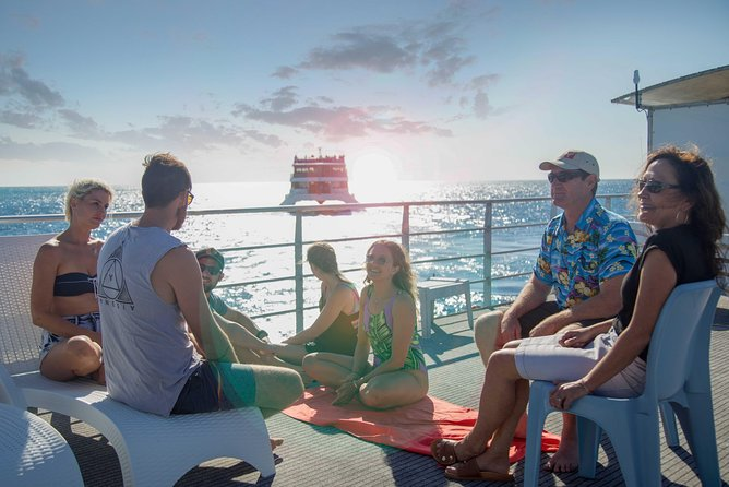 2-Day Great Barrier Reef Reefsleep Experience, Airlie Beach, AUSTRALIA