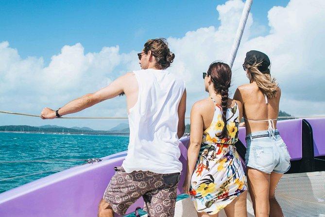 Aventura de navegación en islas Whitsunday, Airlie Beach, AUSTRALIA