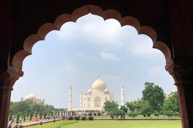 Private 5-Day Golden Triangle Tour With Optional Accomodation, Nueva Delhi, INDIA