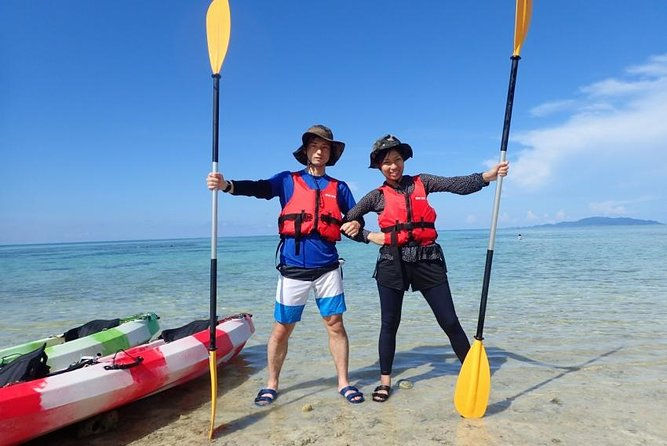 -Ishigaki Ocean- Sea Kayak Adventure with English-Speaking Guide, Ishigaki, JAPAN