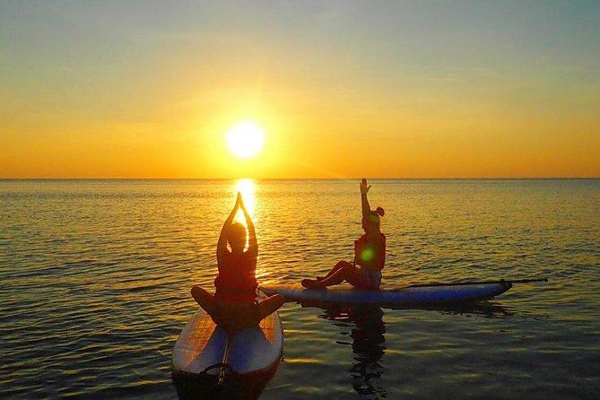 -Ishigaki Ocean- Sunset View Standup Paddleboarding with English-Speaking Guide, Ishigaki, JAPAN