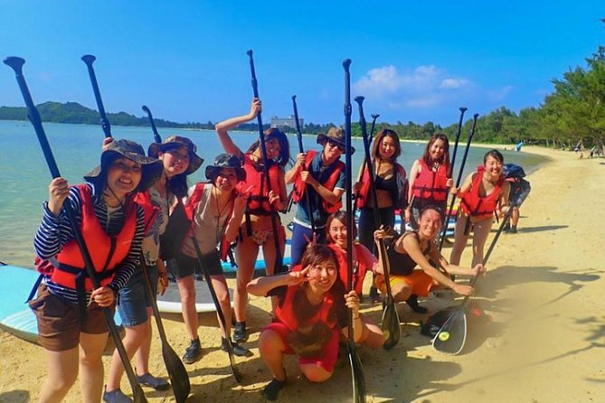 Ishigaki Ocean Private Charter Tour -- Kayak, SUP, Snorkel and Fishing --, Ishigaki, JAPAN